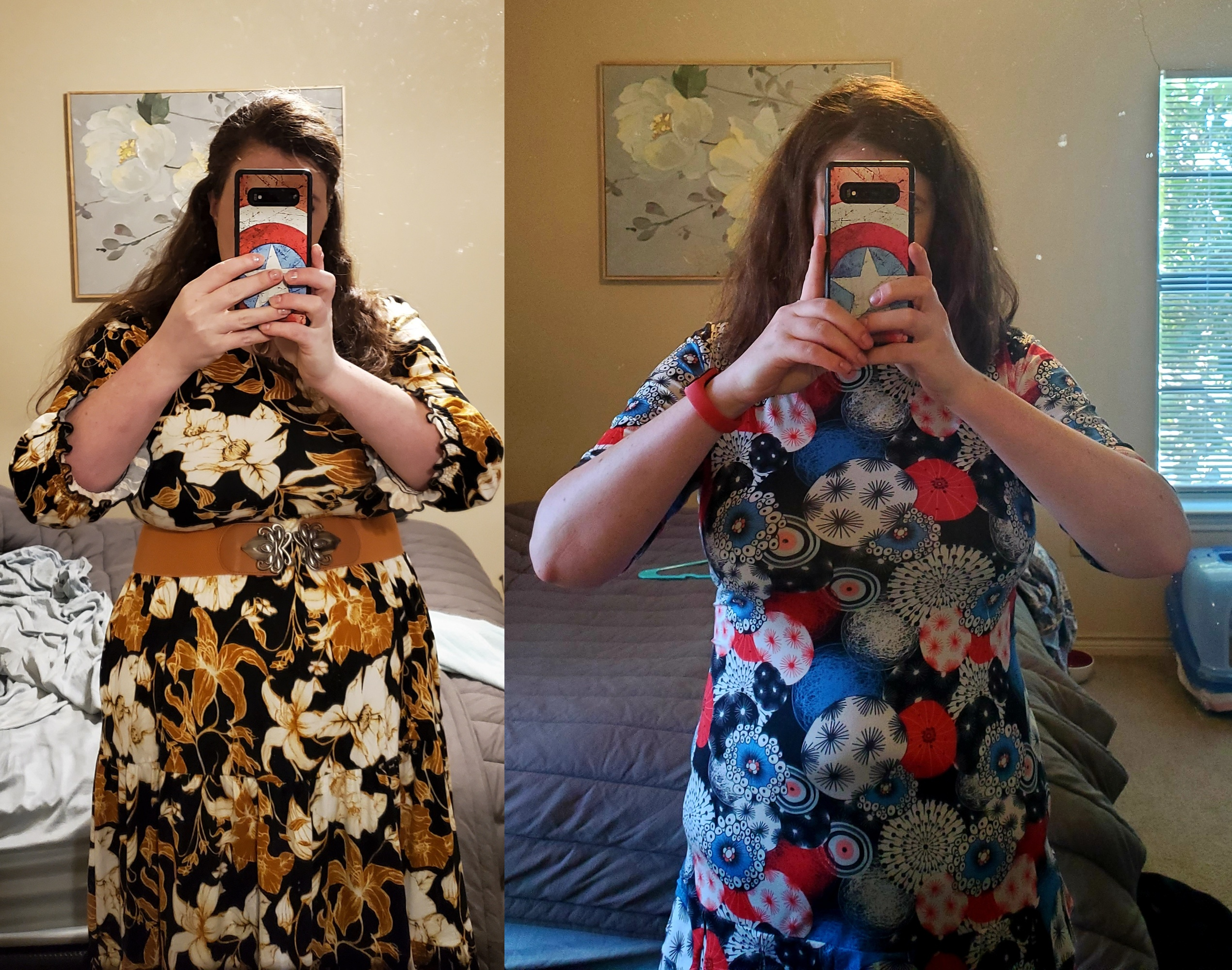 5 feet 9 Female 53 lbs Weight Loss Before and After 230 lbs to 177 lbs