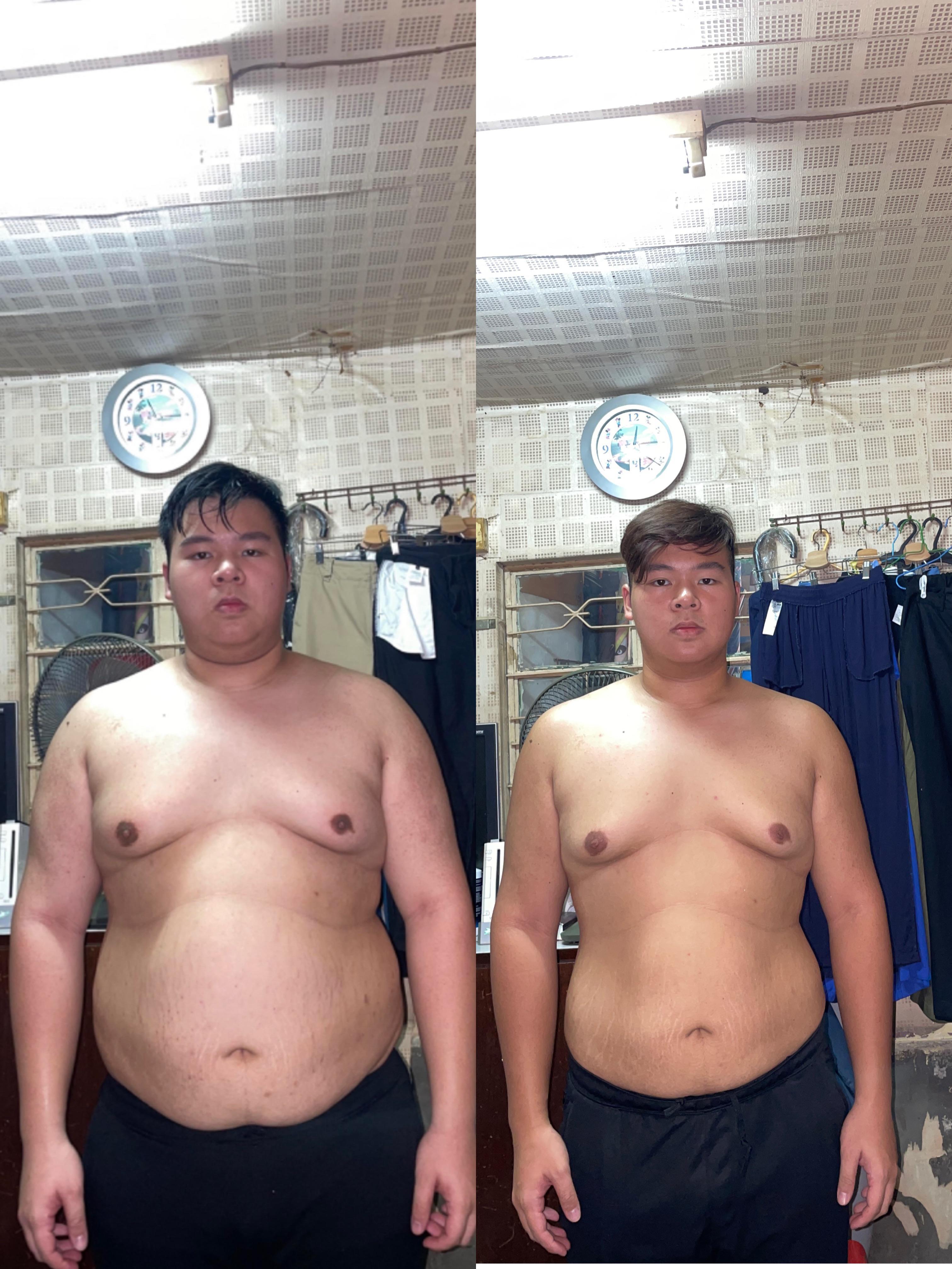 5 foot 11 Male 50 lbs Fat Loss 278 lbs to 228 lbs