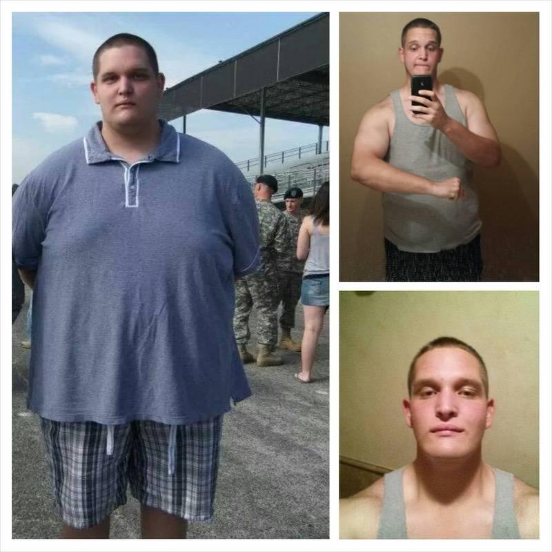 6'3 Male Progress Pics of 115 lbs Fat Loss 400 lbs to 285 lbs