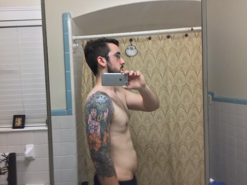 60 lbs Weight Loss 5 foot 8 Male 265 lbs to 205 lbs