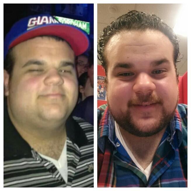 5 foot 9 Male 50 lbs Weight Loss 365 lbs to 315 lbs