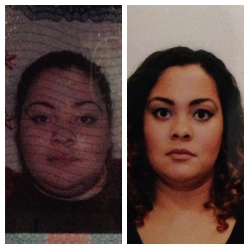 Progress Pics of 46 lbs Weight Loss 5 feet 8 Female 300 lbs to 254 lbs