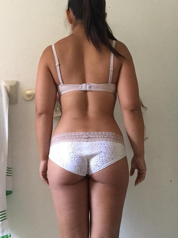 3 Pictures of a 117 lbs 4 feet 11 Female Fitness Inspo