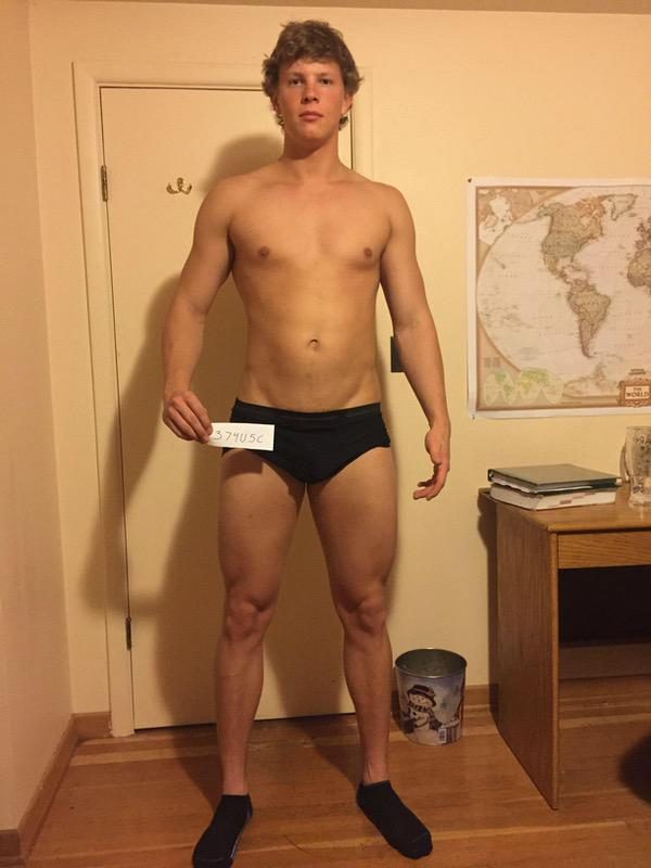 3 Pics of a 225 lbs 6 feet 7 Male Fitness Inspo