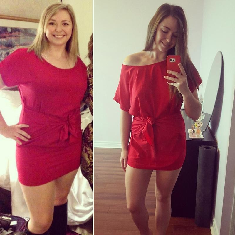 48 lbs Fat Loss 5 foot 10 Female 215 lbs to 167 lbs