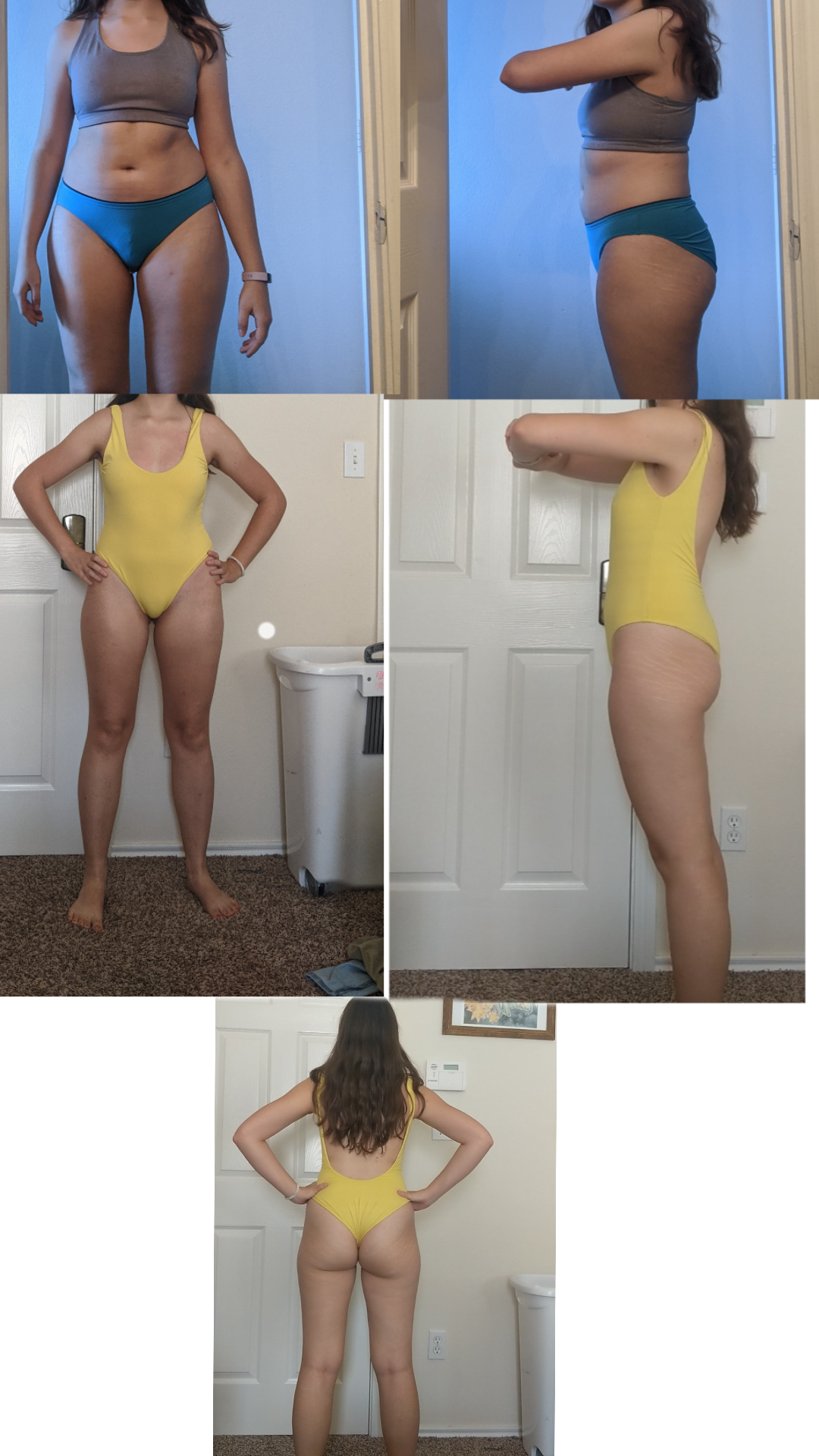 5 feet 4 Female Before and After 26 lbs Weight Loss 162 lbs to 136 lbs