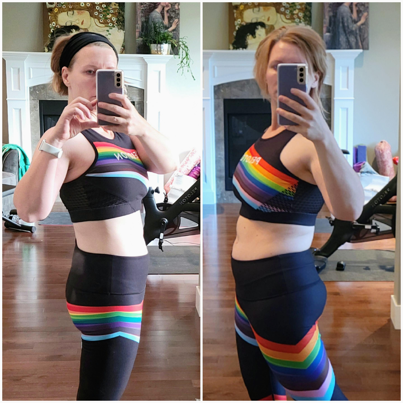 9 lbs Fat Loss 5 feet 4 Female 150 lbs to 141 lbs