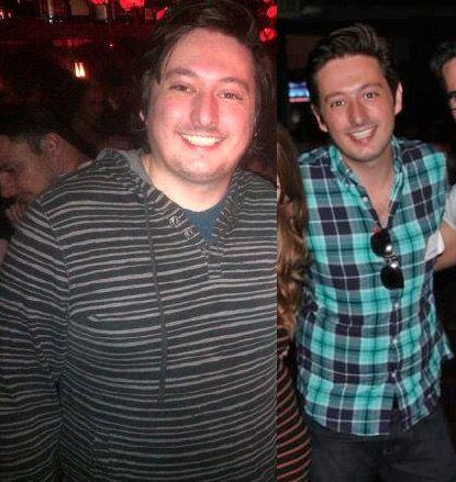 6'1 Male 36 lbs Weight Loss 240 lbs to 204 lbs