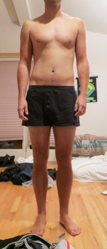 4 Pictures of a 6 feet 2 181 lbs Male Fitness Inspo