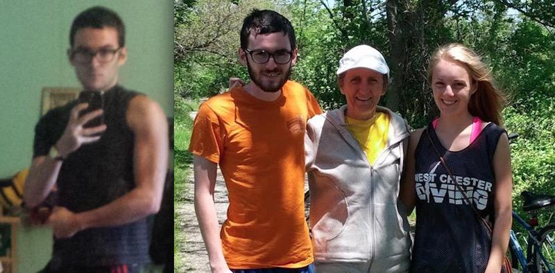 5 feet 6 Male 25 lbs Muscle Gain 98 lbs to 123 lbs