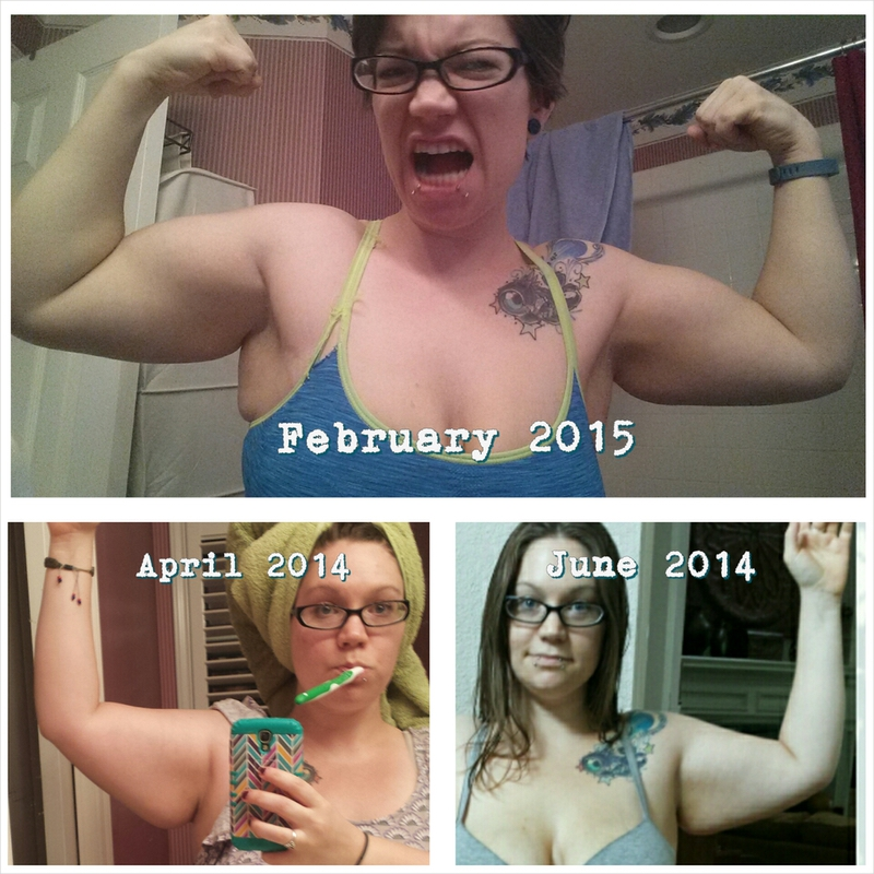 5 foot 3 Female 76 lbs Weight Loss Before and After 239 lbs to 163 lbs