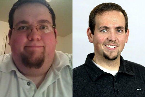 5'8 Male 125 lbs Fat Loss 342 lbs to 217 lbs