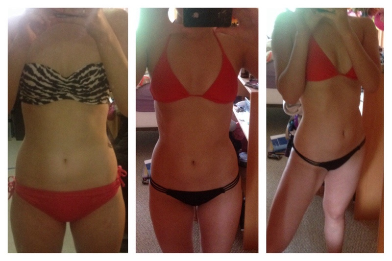 5 foot 7 Female 17 lbs Weight Loss Before and After 147 lbs to 130 lbs