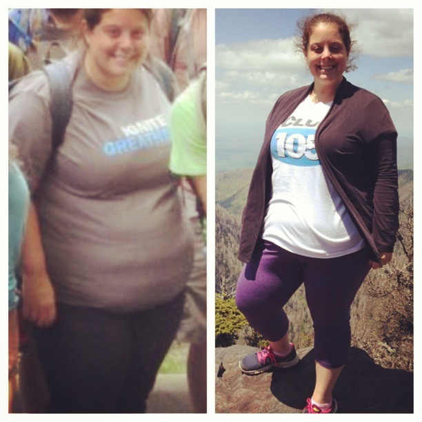 5'5 Female 77 lbs Fat Loss 287 lbs to 210 lbs