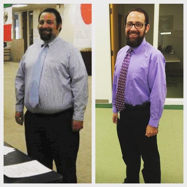 5 feet 8 Male 93 lbs Fat Loss 279 lbs to 186 lbs