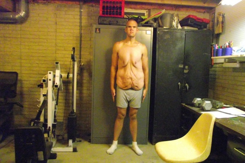 4 Pics of a 6 feet 4 203 lbs Male Weight Snapshot