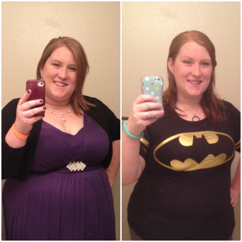 5 foot 8 Female Before and After 87 lbs Weight Loss 347 lbs to 260 lbs