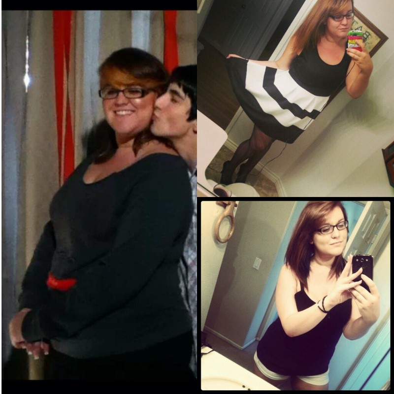 6 foot Female 105 lbs Weight Loss 325 lbs to 220 lbs