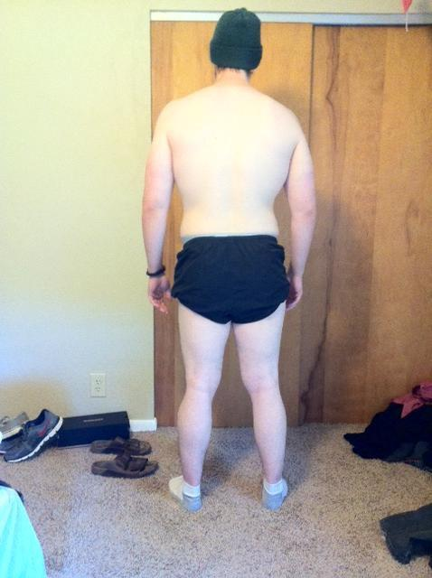 4 Photos of a 6 feet 1 223 lbs Male Fitness Inspo