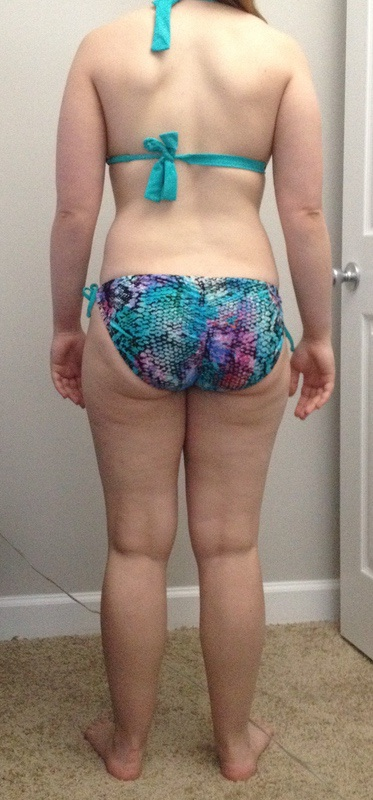 1 Pictures of a 5'4 144 lbs Female Weight Snapshot