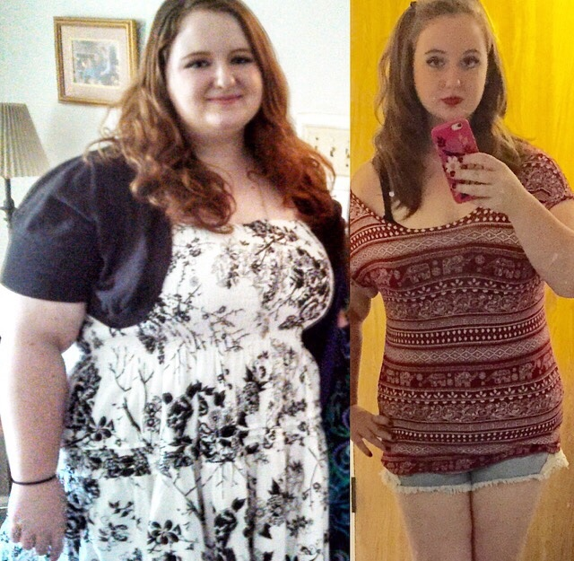 Progress Pics of 90 lbs Weight Loss 5 feet 7 Female 299 lbs to 209 lbs