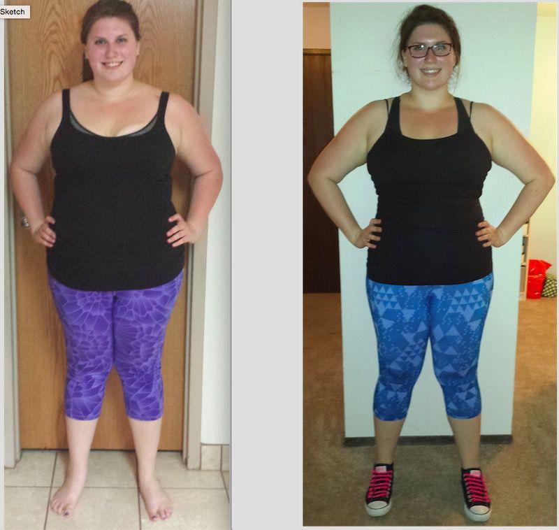 6 foot Female 39 lbs Fat Loss 288 lbs to 249 lbs