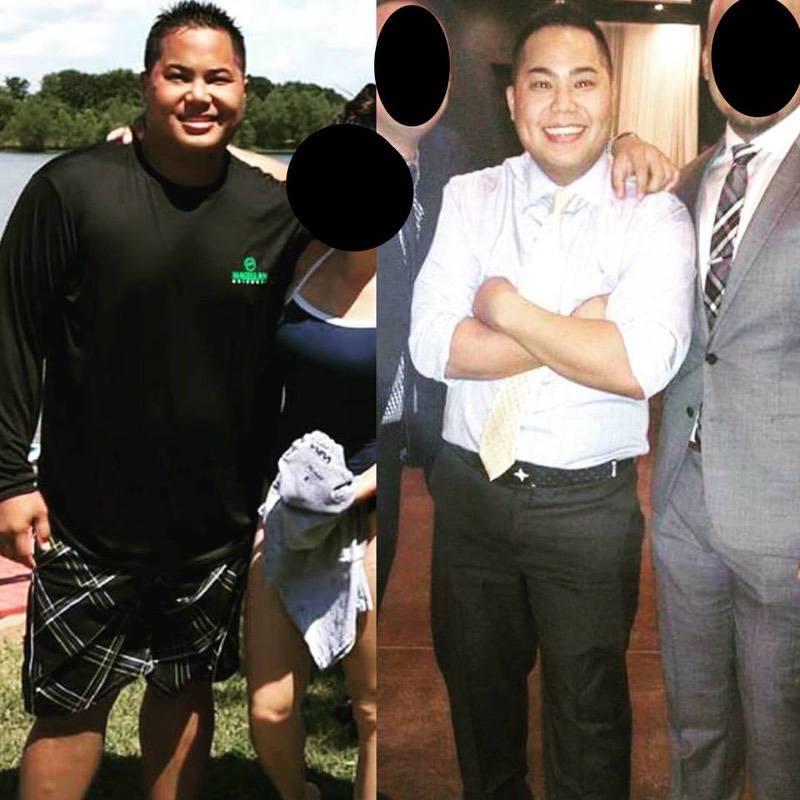 5'9 Male 15 lbs Fat Loss 235 lbs to 220 lbs