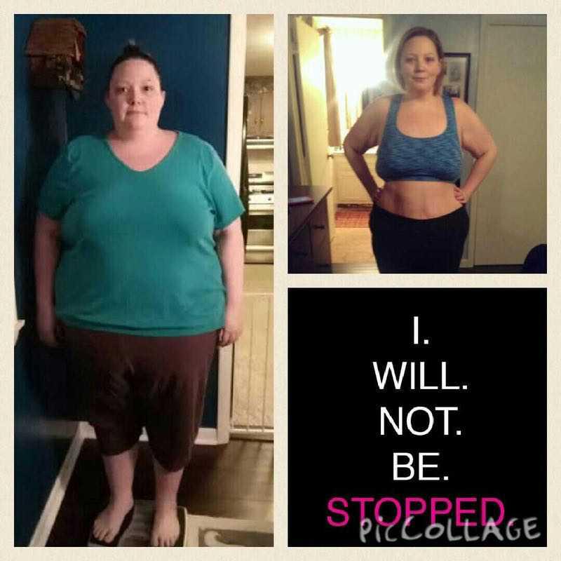 5 foot Female 143 lbs Fat Loss 373 lbs to 230 lbs