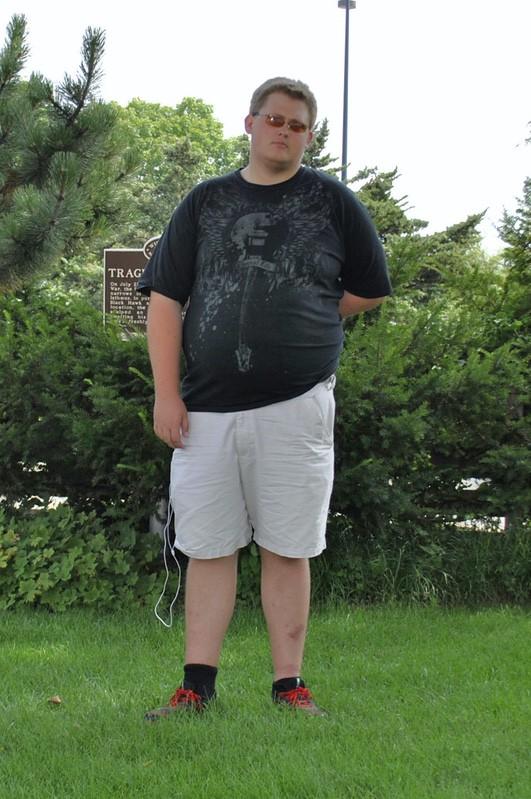 6 foot 5 Male 125 lbs Fat Loss 353 lbs to 228 lbs