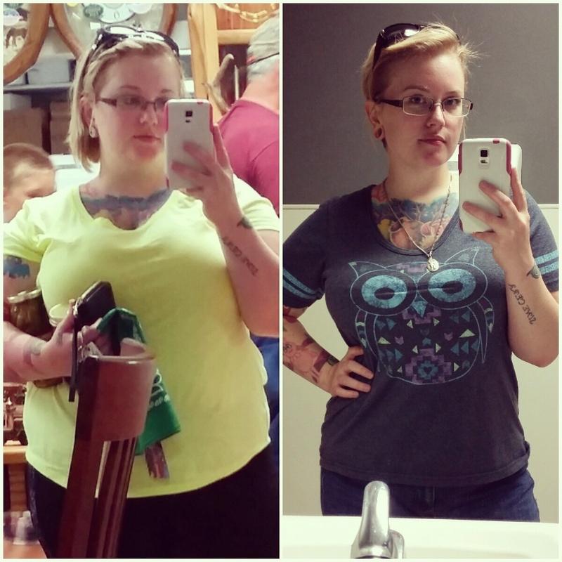 4 foot 11 Female Progress Pics of 60 lbs Fat Loss 216 lbs to 156 lbs