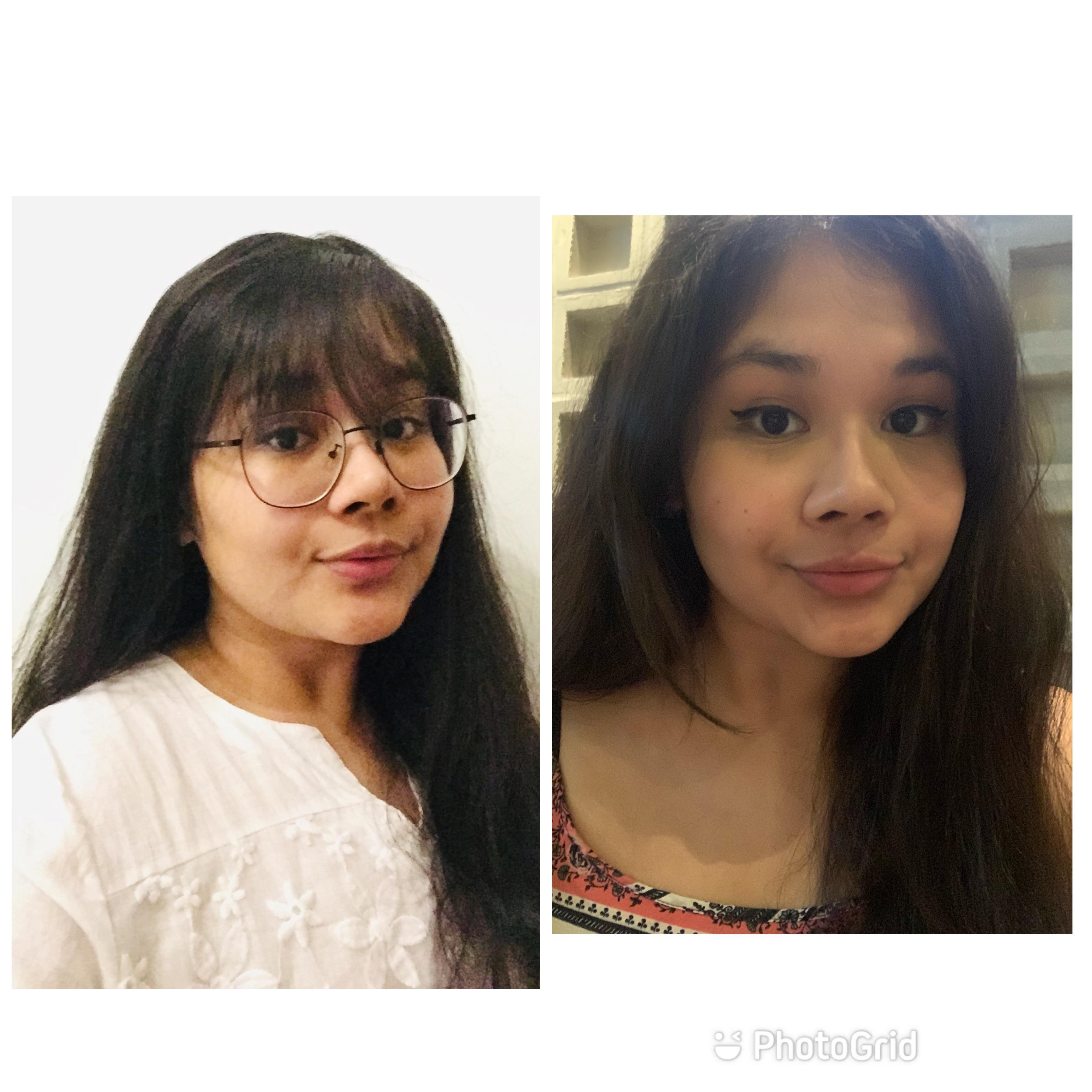 5'6 Female Progress Pics of 27 lbs Fat Loss 209 lbs to 182 lbs