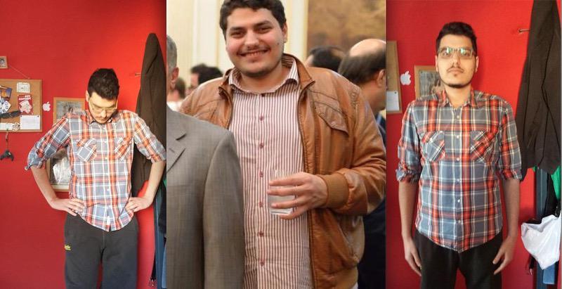 6 foot 2 Male Progress Pics of 80 lbs Weight Loss 300 lbs to 220 lbs