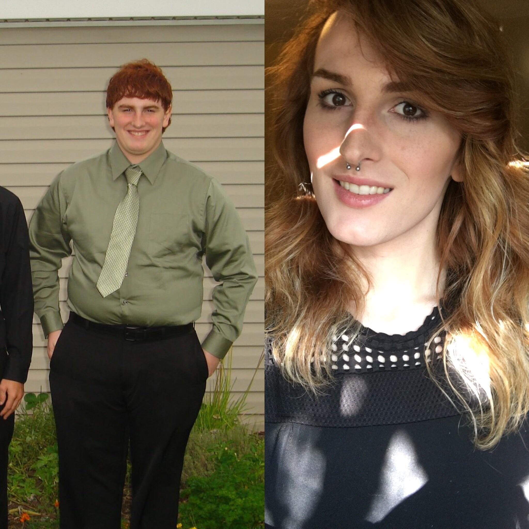 5 foot 11 Female 85 lbs Weight Loss 250 lbs to 165 lbs