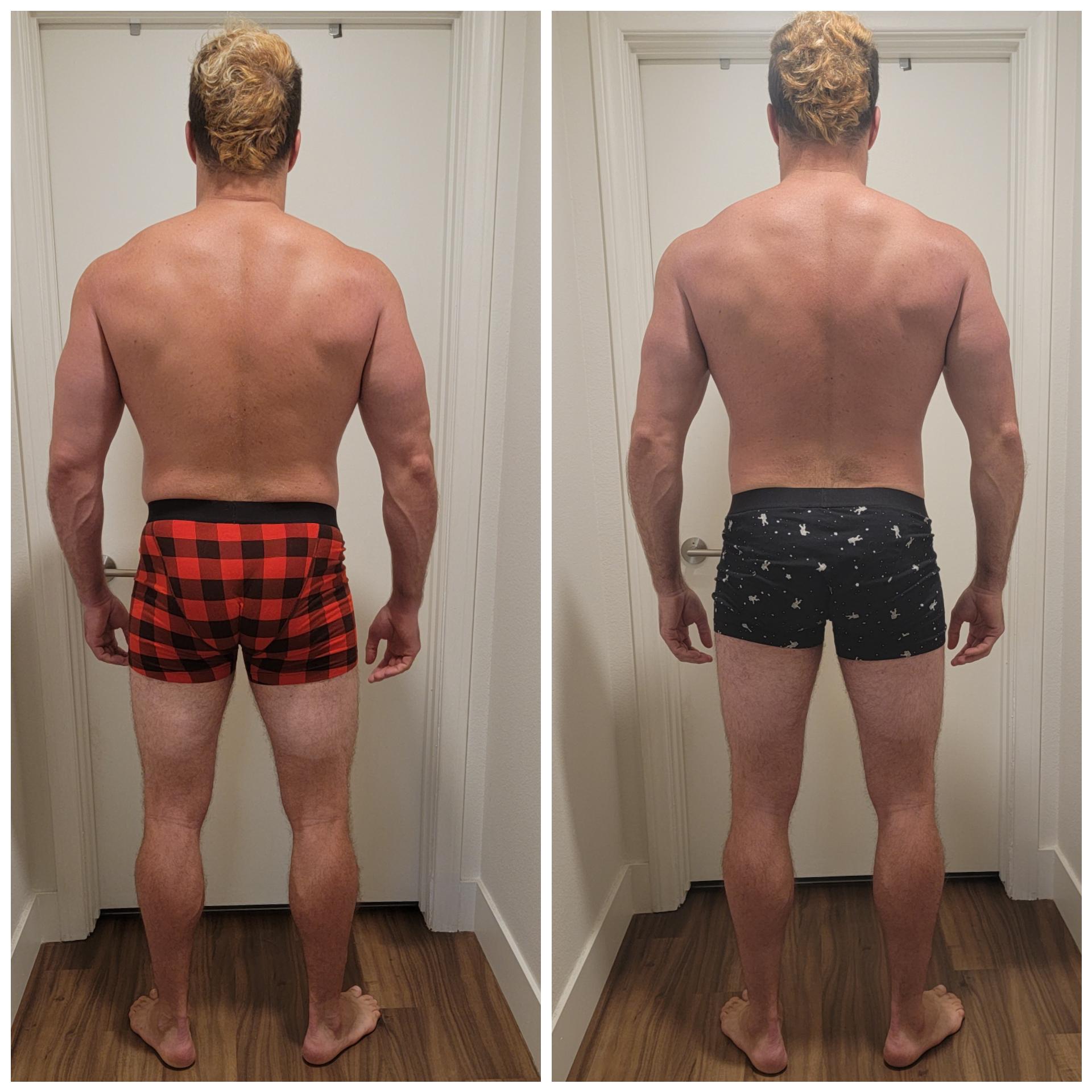 Progress Pics of 10 lbs Weight Loss 6'2 Male 240 lbs to 230 lbs