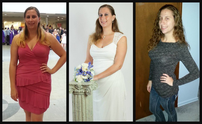 5'9 Female 35 lbs Weight Loss Before and After 198 lbs to 163 lbs