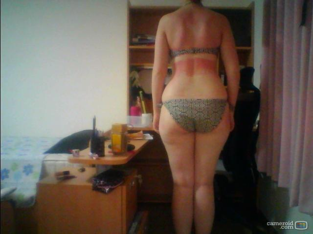 14 Pictures of a 5 feet 9 161 lbs Female Weight Snapshot