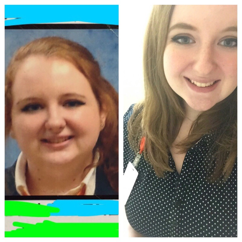 Progress Pics of 78 lbs Weight Loss 5'7 Female 299 lbs to 221 lbs