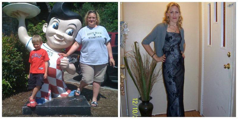 5'9 Female Progress Pics of 142 lbs Weight Loss 277 lbs to 135 lbs