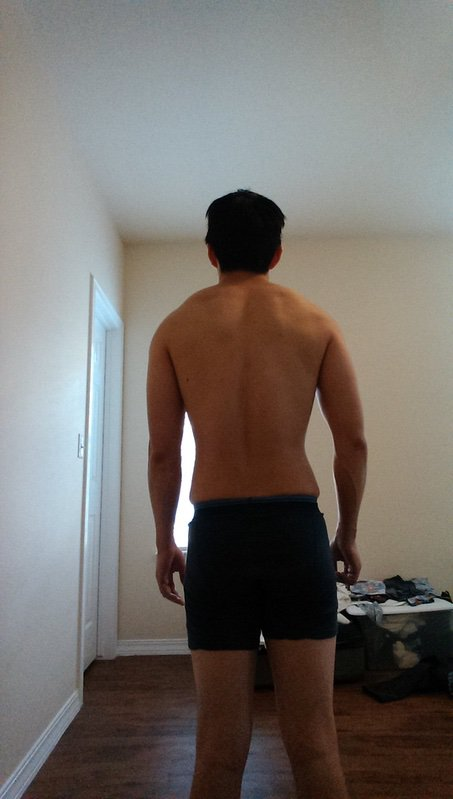 3 Pictures of a 5 foot 7 135 lbs Male Fitness Inspo