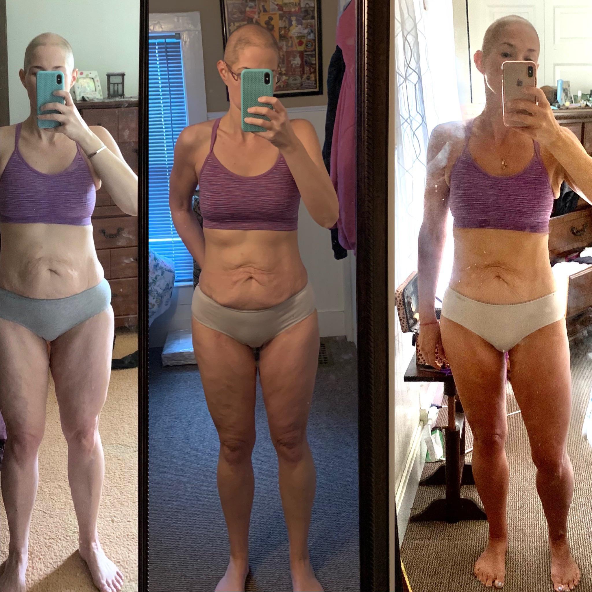 5 feet 5 Female 16 lbs Weight Loss 146 lbs to 130 lbs