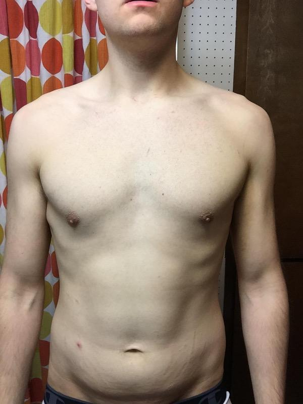 4 Pictures of a 5 feet 8 142 lbs Male Fitness Inspo