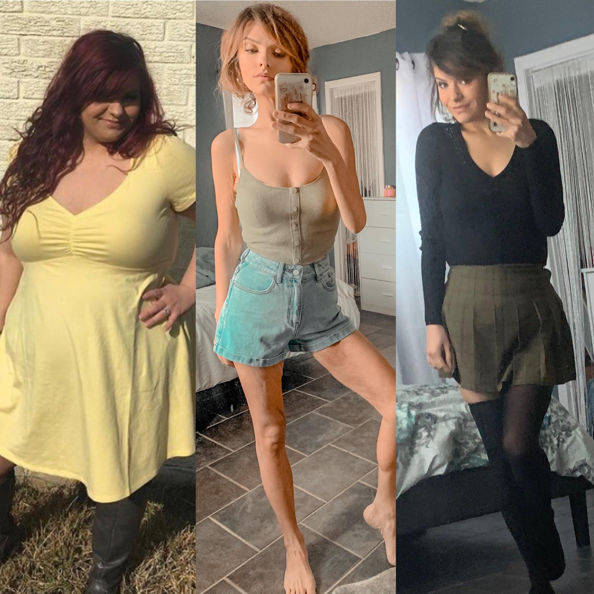 118 lbs Weight Loss 5 foot 2 Female 245 lbs to 127 lbs