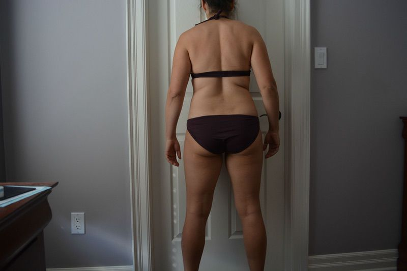 3 Photos of a 146 lbs 5 foot 5 Female Fitness Inspo
