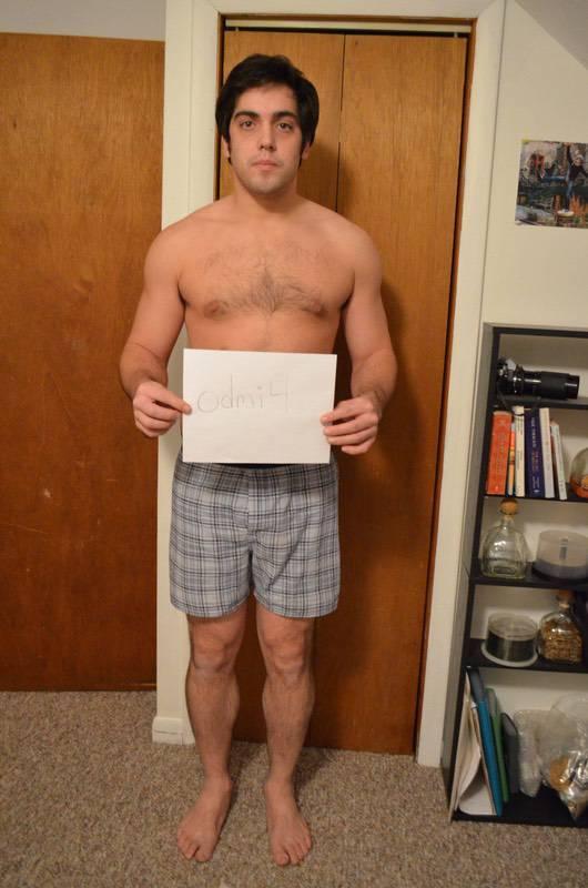 4 Photos of a 5 feet 10 192 lbs Male Weight Snapshot