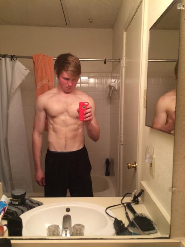 1 Pictures of a 173 lbs 5 foot 10 Male Weight Snapshot
