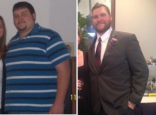 6 foot 3 Male 145 lbs Fat Loss 415 lbs to 270 lbs