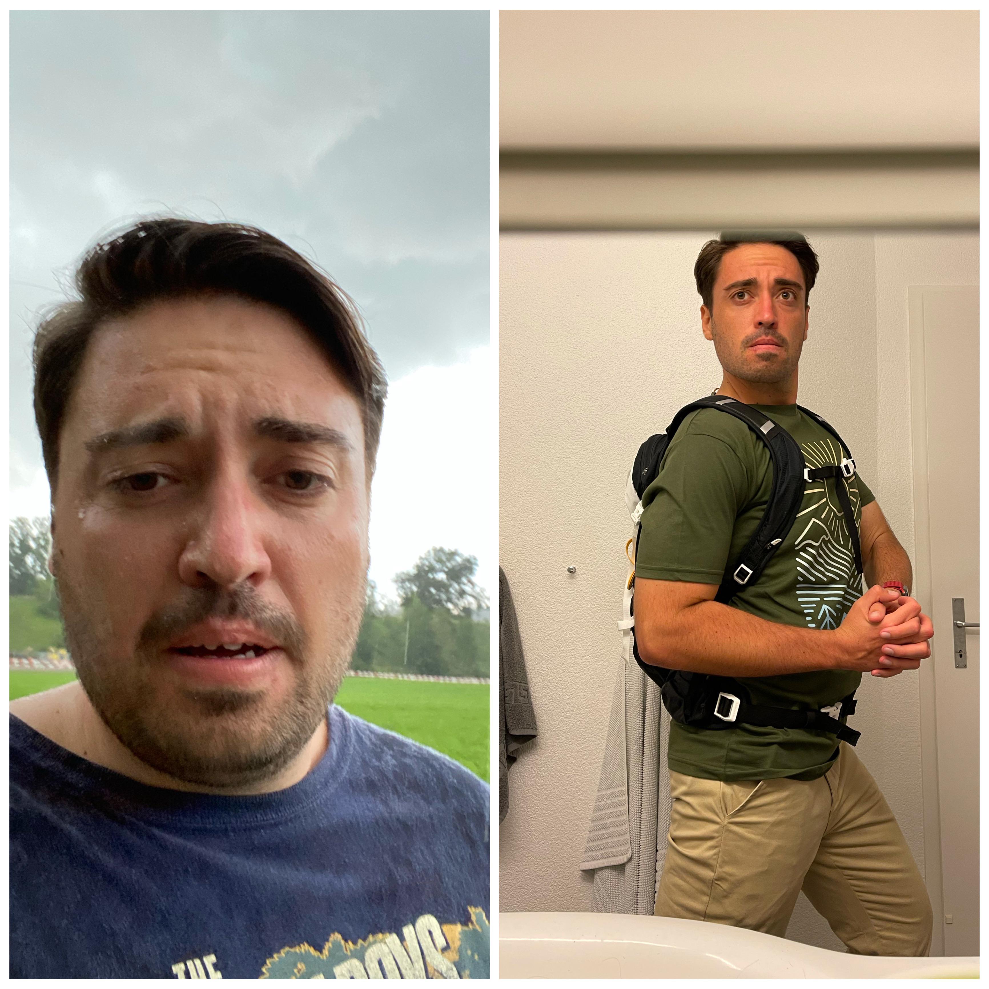 5 foot 10 Male Progress Pics of 145 lbs Fat Loss 308 lbs to 163 lbs