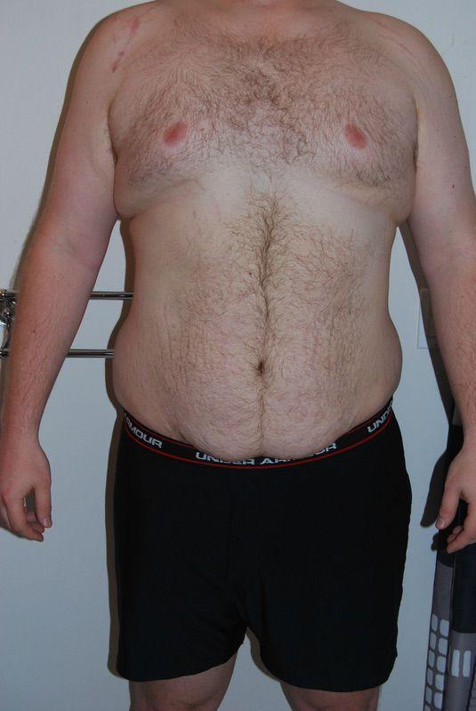 4 Photos of a 6 feet 6 314 lbs Male Weight Snapshot