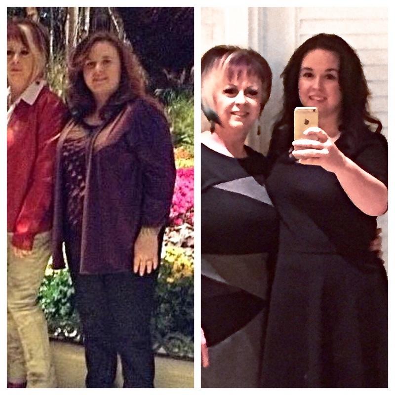 5'1 Female 31 lbs Weight Loss 206 lbs to 175 lbs
