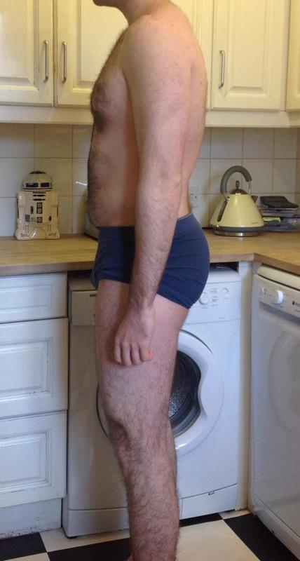 4 Pics of a 200 lbs 6 feet 1 Male Weight Snapshot